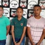 Polícia Civil prende irmãos que realizavam sequestro relâmpago na capital