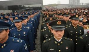 Jornal oficial chinês teme futura guerra com os EUA de Trump