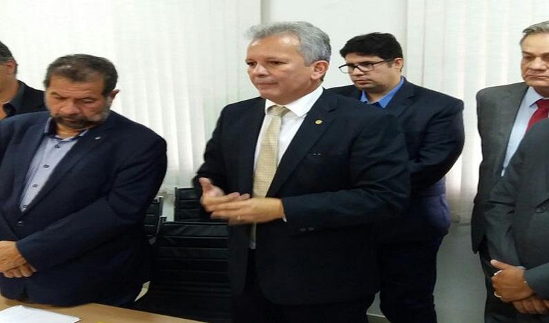 PDT formaliza candidatura de André Figueiredo para presidir a Câmara e espera contar com apoio do PT