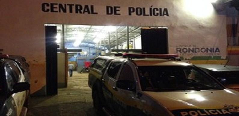 Filha esfaqueia o pai na cabeça após ser agredida com cano de PVC, em Porto Velho
