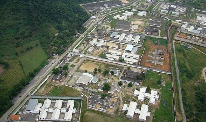 Visitas a Bangu estão suspensas devido a greve de agentes