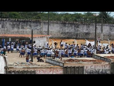 Diretores de penitenciária do complexo de Alcaçuz são exonerados