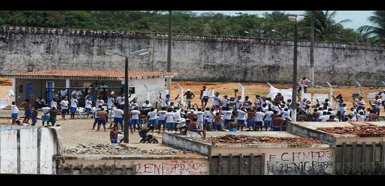Detentos de Alcaçuz decretam morte de governador do RN