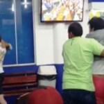 Ex-deputado estadual de Rondônia sai no soco com locutor