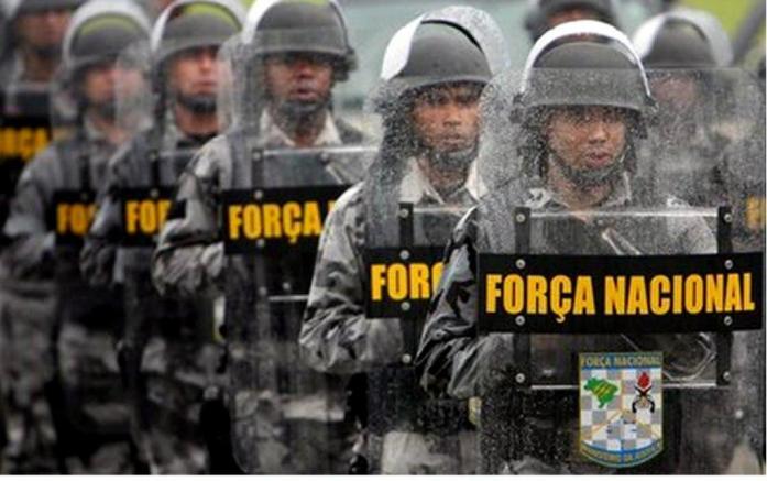 AM e RR começam a receber homens da Força Nacional
