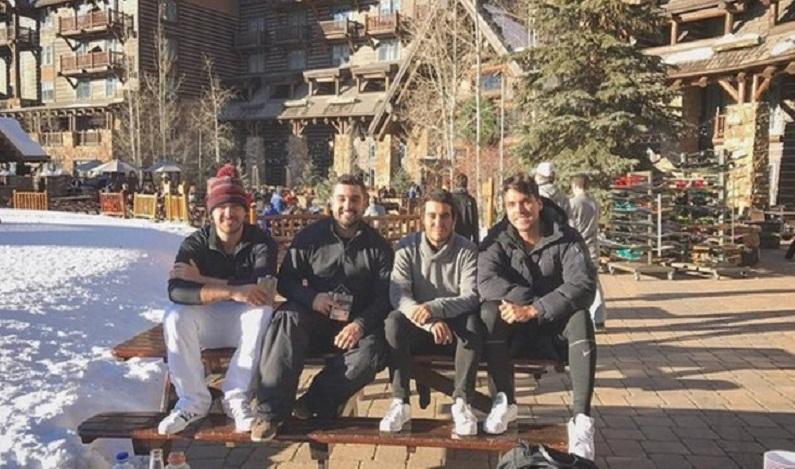 Filho de Eike Batista passa férias com os amigos em Las Vegas; família opta pelo silêncio