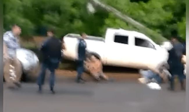 PRF que matou empresário em briga de trânsito presta novo depoimento