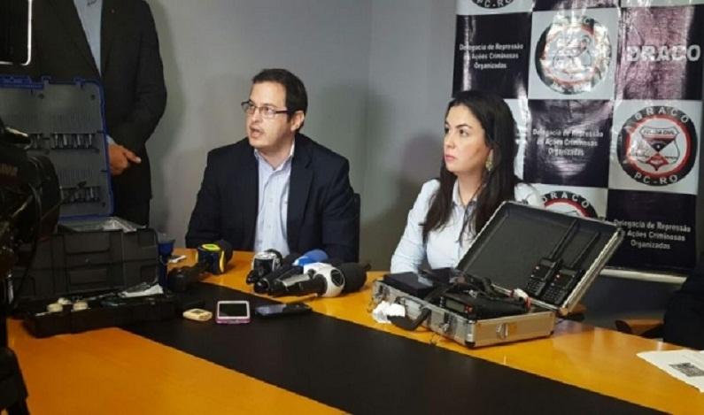 Polícia pode perder todo o trabalho da prisão da quadrilha que fraudava vestibulares presa durante prova em Porto Velho