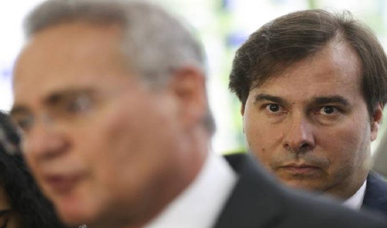 Renan Calheiros entra de cabeça na eleição da Câmara
