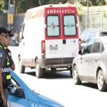 Bomba caseira explode em calçadão e bebê é atingido em Taubaté (SP)
