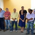 Cleiton Roque acompanha governador em agenda no interior