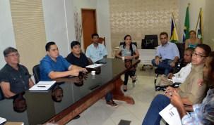Cleiton Roque disponibiliza R$ 40 mil para programa de Guarda Mirim em Pimenta