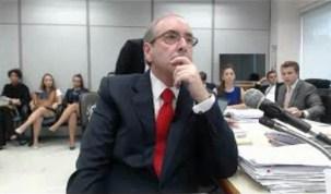 Temer discutiu indicações á Petrobrás, diz Cunha