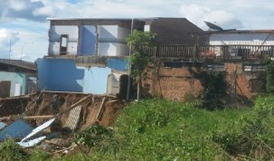 Áreas de risco às margens do Rio Madeira aumentam em Porto Velho