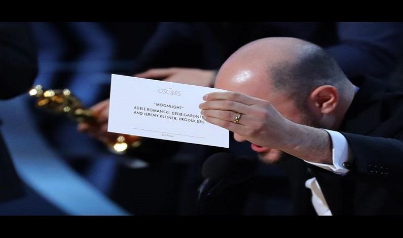 Moonlight leva o Oscar de Melhor Filme após erro histórico