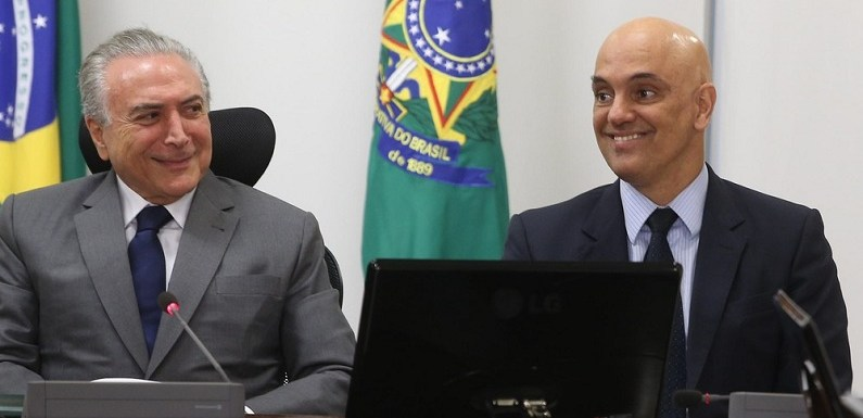 Temer deve esperar sabatina de Moraes para escolher novo ministro da Justiça