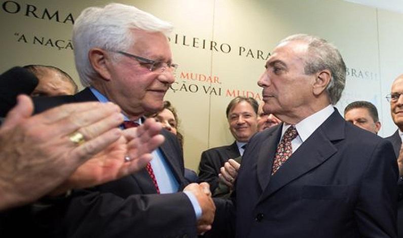 Temer cria Ministério dos Direitos Humanos e Moreira Franco vira ministro