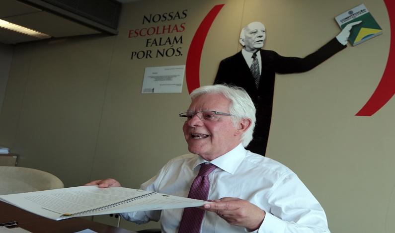 URGENTE – Juiz suspende por liminar nomeação de Moreira Franco para ministro
