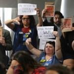 "Sindicato dos professores chama Medida Provisória de ""golpe contra juventude"""