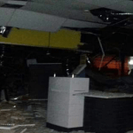 Grupo invade cidade, atira contra PM e explode banco em Saboeiro, no Ceará