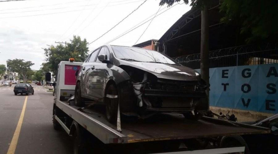 Mais de 170 carros foram roubados no Espírito Santo em apenas 24 horas