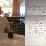 Jovem corrige carta de despedida da ex como se fosse redação e dá nota D negativa