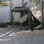 Em SP, ladrões explodem caixa eletrônico no Hospital das Clínicas