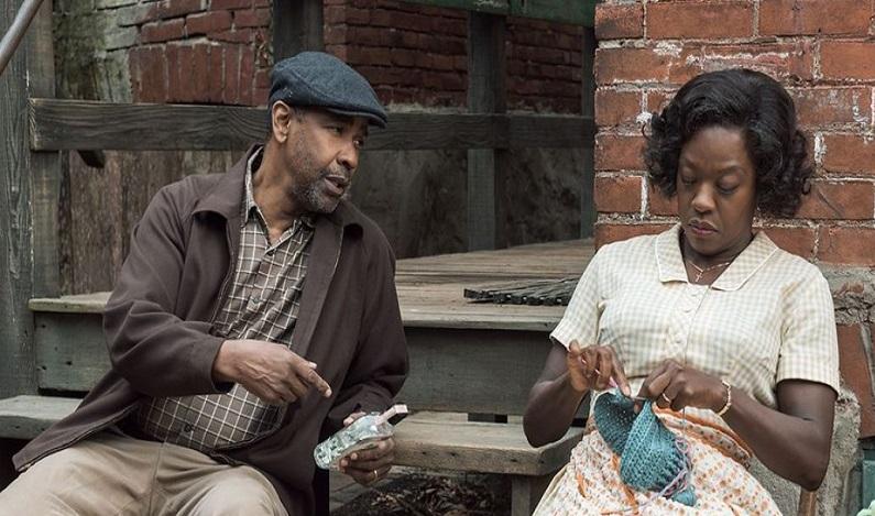 Indicado ao Oscar, filme com Denzel e Viola estreia em março no Brasil