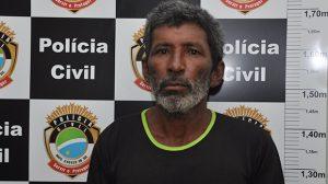 Geraldo está detido como suspeito do crime (Foto: Divulgação)