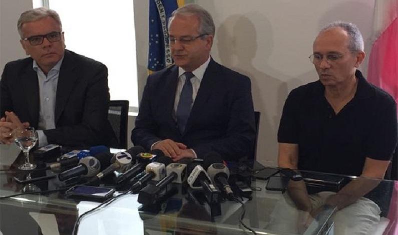 Governador do ES critica 'chantagem' por parte de lideranças de paralisação