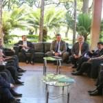 Governadores divulgam nota contra anistia a PMs