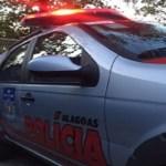 Homem fica ferido após tentar tomar arma de policial militar em Maceió