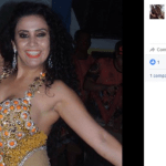 Polícia diz que já tem imagens do assassino de rainha de bateria