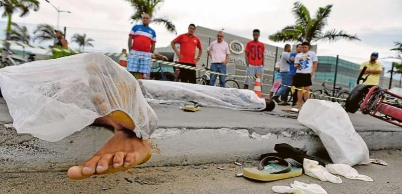 Já são 95 os assassinados no Espírito Santo; governo mandou parar de contar