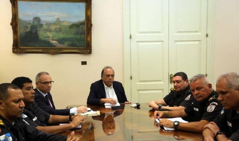 Pezão anuncia reajuste de até 10,22% para Segurança no salário de janeiro