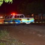 Policial militar é morto com um tiro na frente da própria residência em Jaru