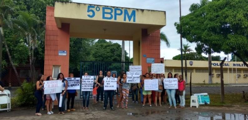Crise na PM do Espírito Santo fecha batalhões e deixa cidades sem policiamento