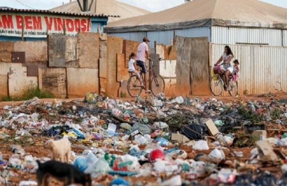 Crise econômica pode levar 3,6 milhões de brasileiros de volta à pobreza