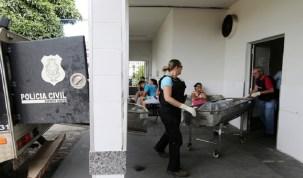 Número de homicídios aumenta 300% no ES desde motim da PM