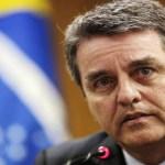 Brasileiro é reeleito para mais quatro anos na direção da OMC