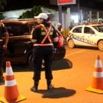 Dez motoristas são presos por embriaguez ao volante, em Porto Velho (RO)