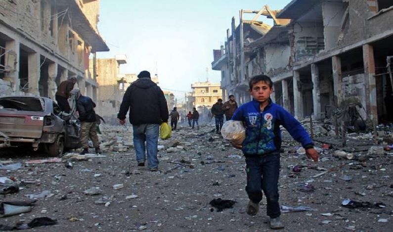 Brasil envia 1 tonelada de remédios e insumos para a Síria