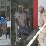 Bandidos matam vigilante em tentativa de assalto a banco no Rio