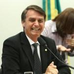 Jair Bolsonaro se aproxima da campanha presidencial de 2018