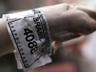 """Riscos para saúde são pequenos, diz governo após """"Carne Fraca"""""""