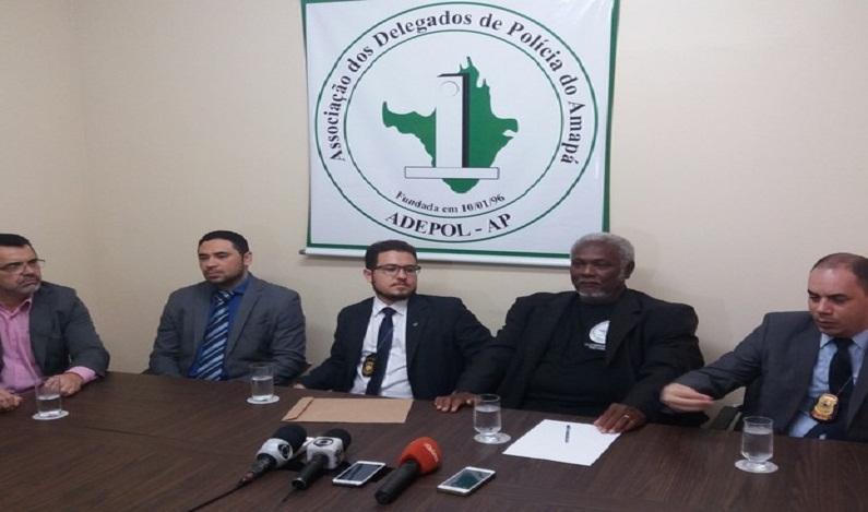 No Amapá, suspeitos de roubo são soltos após confusão entre delegado e PMs