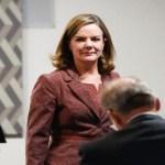 Sem Lula, PT cogita Gleisi Hoffmann para presidir o partido