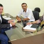 Edson Martins pede construção de lombada em rodovia do Vale do Anari
