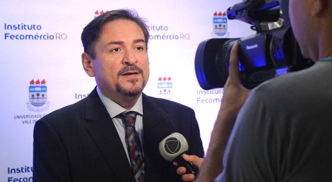 Reforma trabalhista: Presidente da Fecomércio-RO sai em defesa das Empresas