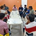 Deputado Jean e vereador Márcio Oliveira discutem parcerias com moradores do Tucumanzal